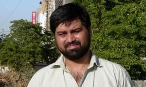 Syed Saleem Shahzad