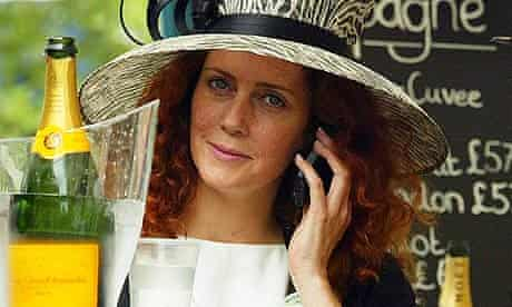 Rebekah Brooks pictured in 2007