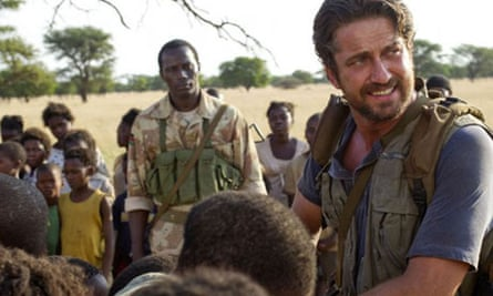 Still from Machine Gun Preacher