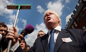 A more mature, responsible Boris after the riots