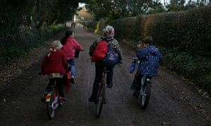 Bike blog : cycling to school