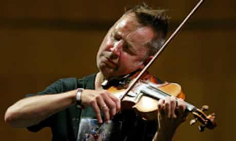 Nigel Kennedy says the 'cult of authenticity' in classical music is ruining Bach's work.