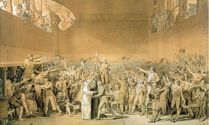 French revolution - liberalism