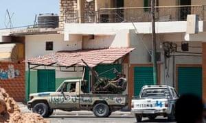 Libay rebels retake Zawiya