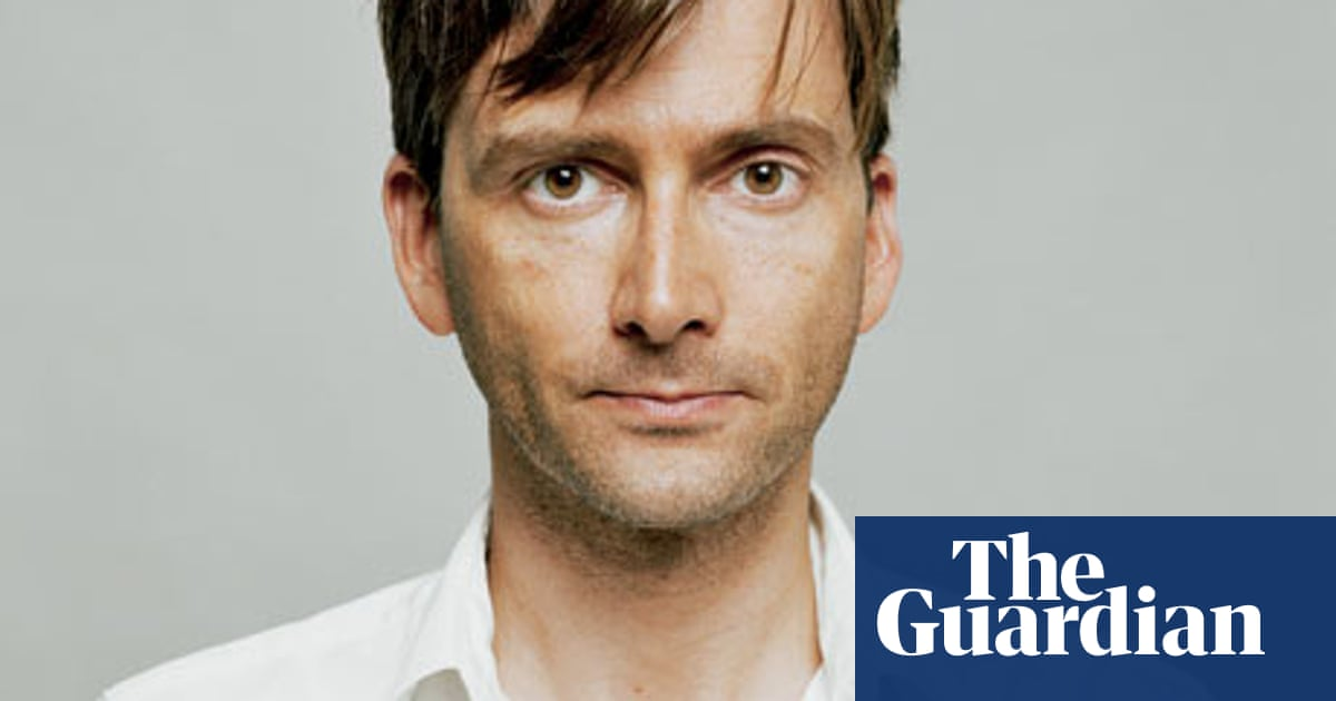 David Tennant: 'My bedpost really has very few notches' – interview
