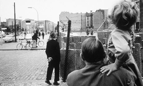 Escape From East Berlin World News The Guardian