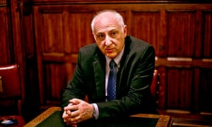 Lord Carlile anti-terror adviser