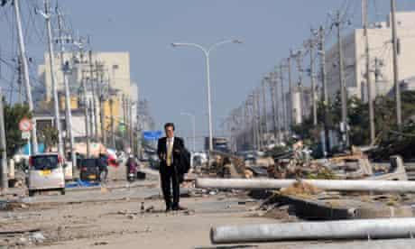 Japanese tsunami, 13 March 2011