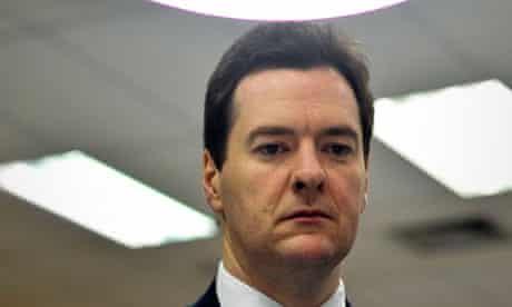 George Osborne visit to Cheltenham