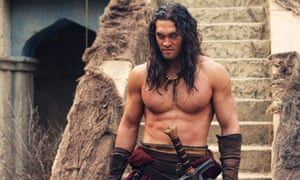 Still from Conan the Barbarian