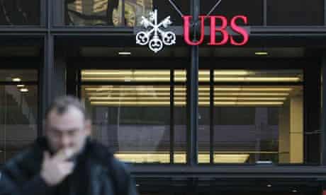 UBS announces job cuts