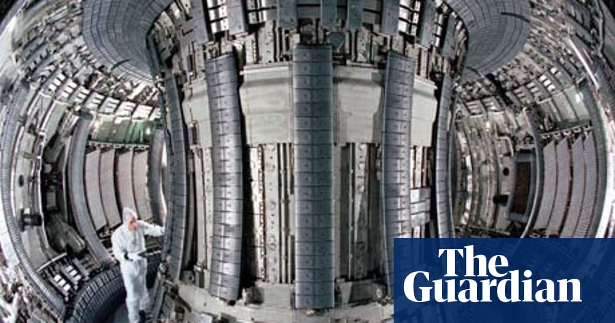 Fusion power: is it getting any closer? | Environment | The Guardian