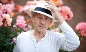 Ian McKellen in Chichester
