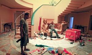 Gaddafi compound
