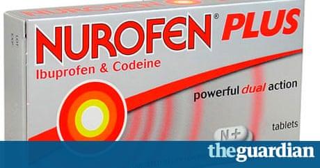 Ibuprofen seraquel