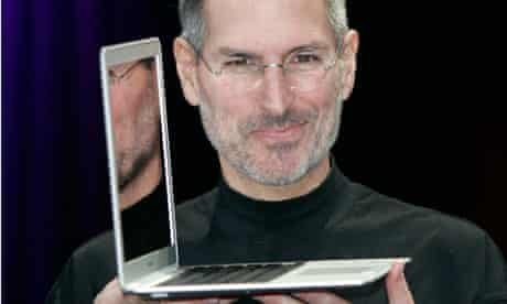 Steve Jobs, Apple CEO
