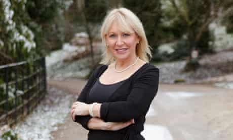 Nadine Dorries, Conservative MP for Mid Bedfordshire