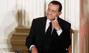 Hosni Mubarak could face the death penalty if found guilty of ordering the deaths of protesters.