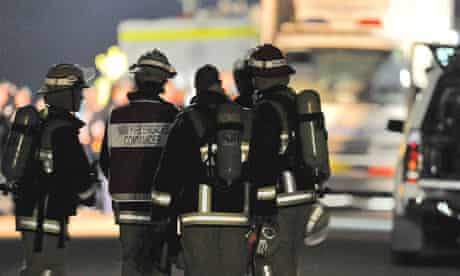 Bomb squad officers at collar bomb ordeal in Sydney