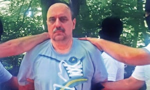 Arrest of suspected war criminal Goran Hadzic