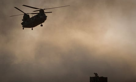 helicopter chinook afghan crash