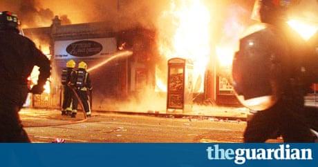 essay uk riots