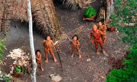 Brazil moves to protect Amazon tribe
