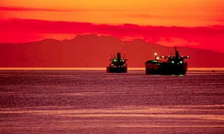 UK shipping association has just starting looking at emissions-reduction initiatives