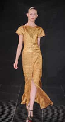 Roland Mouret's Wallis Simpson dress