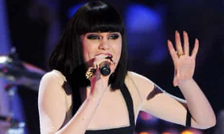 Jessie J: leading Mobo nominations