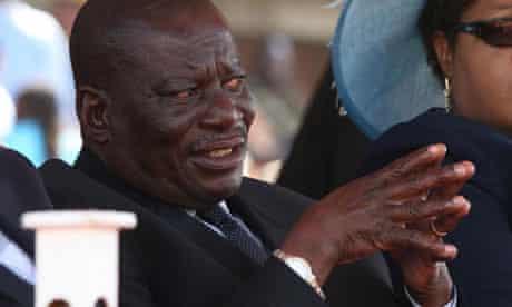 Solomon Mujuru obituary
