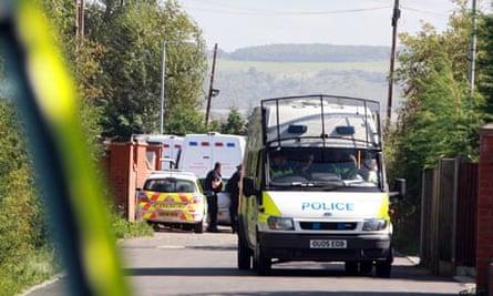 Police raid Leighton Buzzard slave empire