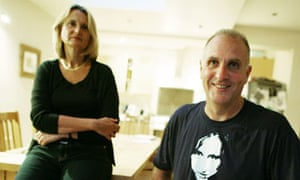 John Crace with wife Jill