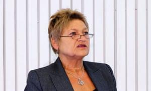 Beverly Alimo-Metcalfe professor of leadership studies at Oxford Brookes University.