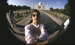 Still from George Harrison: Living in the Material World