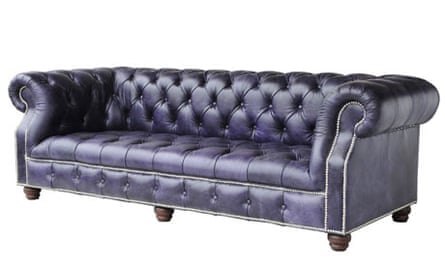 The senior common room sofa, from the Oxford Collection
