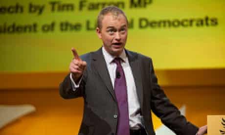 Tim Farron, Liberal Democrat Conference 2011