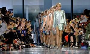 Christopher Kane Catwalk - London Fashion Week