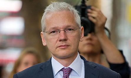 Julian Assange could face arrest in his native Australia.