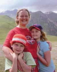 Luke Harding family