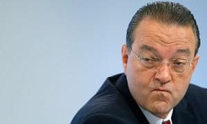 UBS chief executive Oswald Grübel