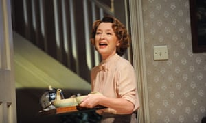 Lesley Manville in Grief