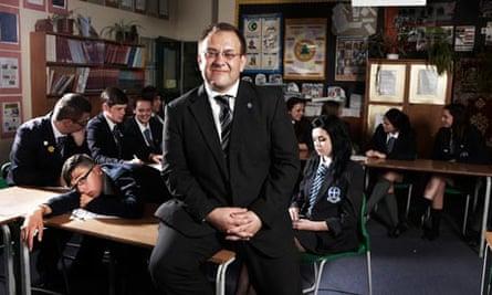 Mr Drew: deputy head of Passmores school in Harlow.