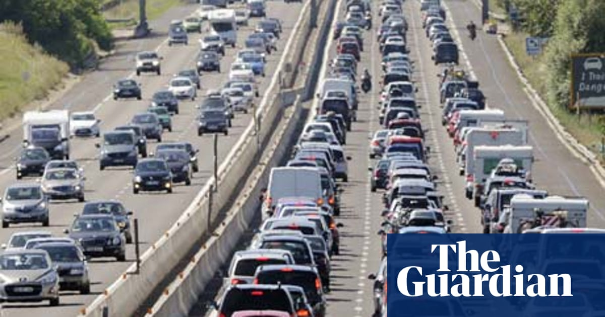 The end of motoring | Politics | The Guardian