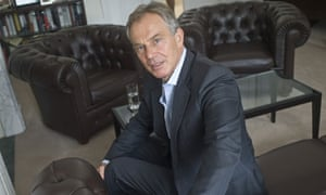 Tony Blair's business interests have become subject to speculation following Mark Labovitch's exit.