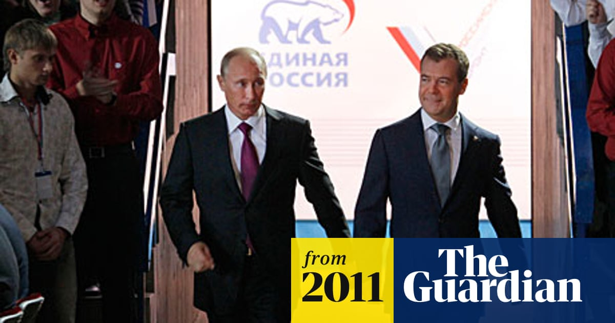 Putin Accepts Nomination For Russian Presidential Run Russia The Guardian