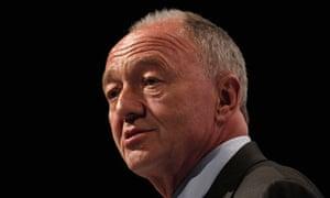 Ken Livingstone Labour party conference