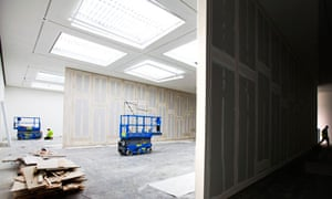 The new White Cube space in Bermondsey