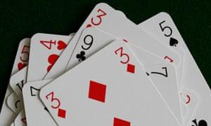 Algebra-cadabra! Here's a classic magic trick, and the