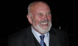 Irish presidency candidate David Norris